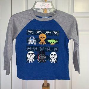 Stars Wars T-shirt Toddler